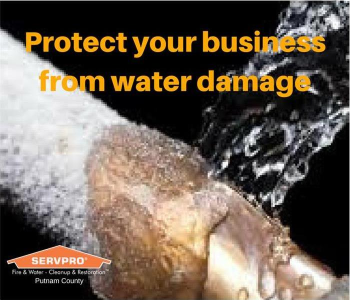 Commercial Top Causes of Commercial Water Damage in Putnam County